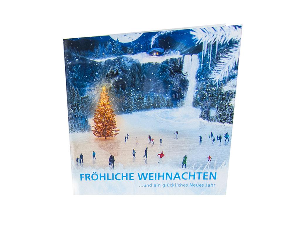 Individualisierte Weihnachtskarten.Die Gute Alternative Zur Weihnachtskarte Die Cosmos Media